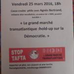 STOP TAFTA Abraham Mazel